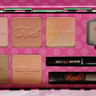 Real Cheeky Party by Benefit (Blush Palette)