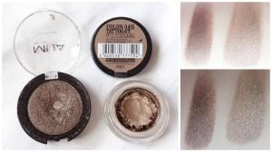 bronze eyeshadows