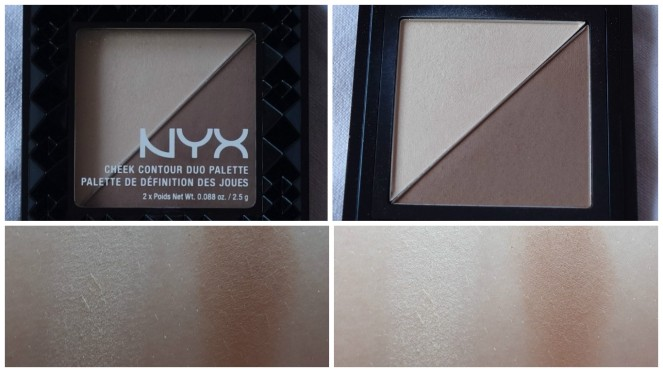 Contour NYX duo palette