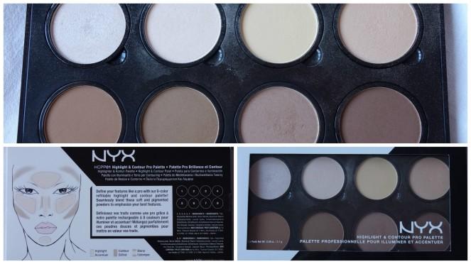 Contour NYX Palette 2