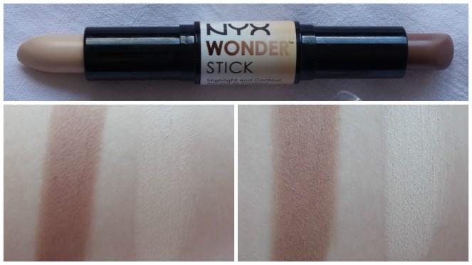Contour NYX wonder stick